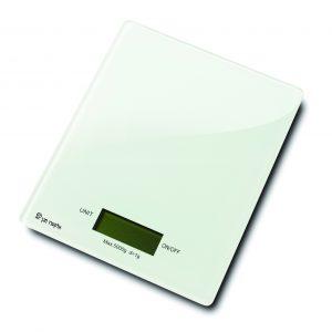 """משקל מזון זכוכית עד 5 ק""""ג"""