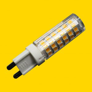 G9 12W צבע צהוב