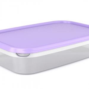 קופסא למזון איכותית - תמה - 2 ליטר